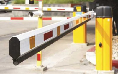 Gate barriers