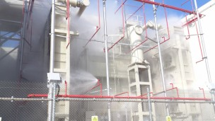 Water spray systems